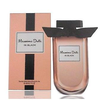Massimo Dutti In Black Her Cologne (Woman , Perfume , Women´s Perfumes)