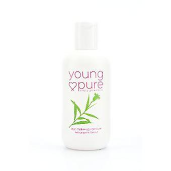 Young and Pure Eye Make Up Remover (Woman , Cosmetics , Skin Care , Facial Cleansing)