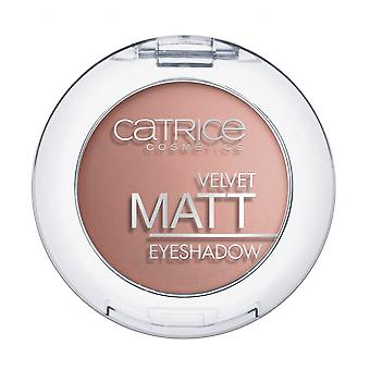 Catrice Cosmetics Matt Velvet Eye Shadow (Damen , Make-Up , Augen , Lidschatten)