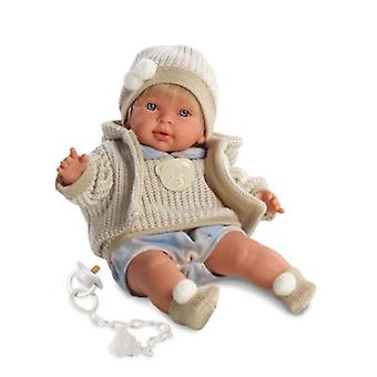 Llorens Crying Álvaro (Toys , Dolls And Accesories , Baby Dolls , Dolls)