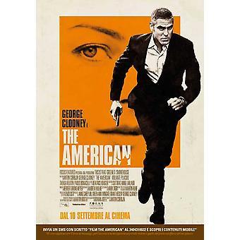 El cartel de la película norteamericana (27 x 40)