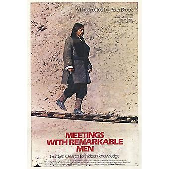 Meetings With Remarkable Men Movie Poster Print (27 x 40)