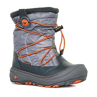 Hi-Tec Boys' Equinox Waterproof Snow Boot