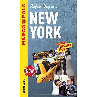 New York Spiral Guide by Marco Polo