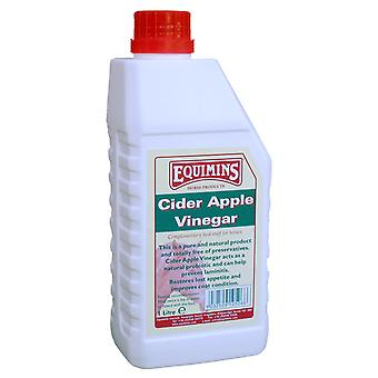 Equimins Cider Apple Vinegar 1ltr