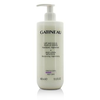 Gatineau Body Lotion With A.H.A. (New Packaging) 400ml/13.5oz