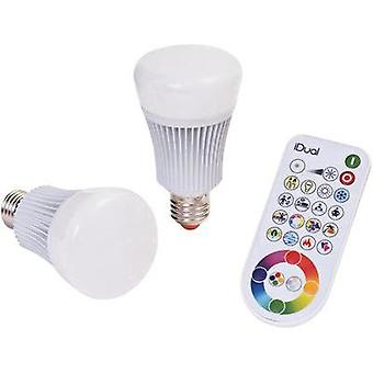 Müller Licht iDual Lighting starter kit E27 11W E27 11 W RGBW