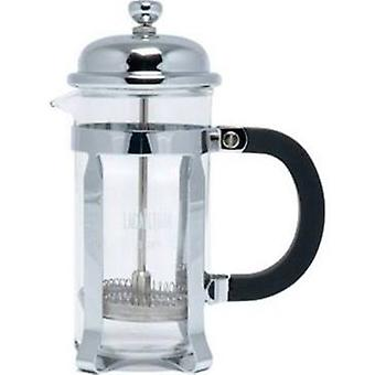 La Cafetiere Classic 3 Cup Cafetiere in Chrome
