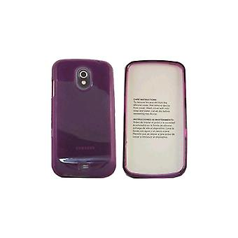 OEM Verizon højglans silikone Cover tilfældet for Samsung Galaxy Nexus i515 - Li
