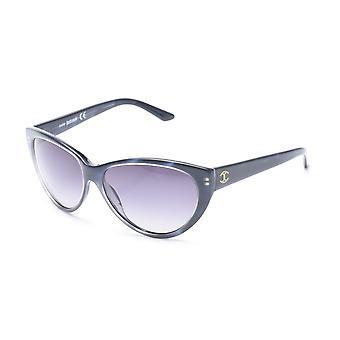 Just Cavalli féminines Cat Eye lunettes de soleil bleu foncé