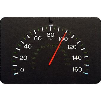 Speed mätaren bil luftfräschare