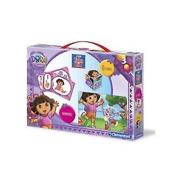 Clementoni Dora the Explorer Mini Edukit