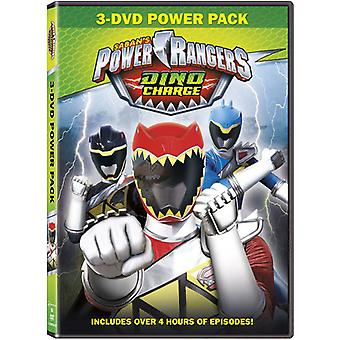 Power Rangers Dino Charge [DVD] USA import