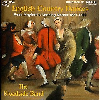 Bredside Band - dansk land Dances [CD] USA import