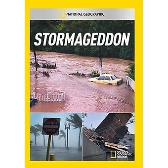 Stormageddon [DVD] USA import