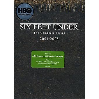 Six Feet Under - Six Feet Under: Complete Series [DVD] USA import