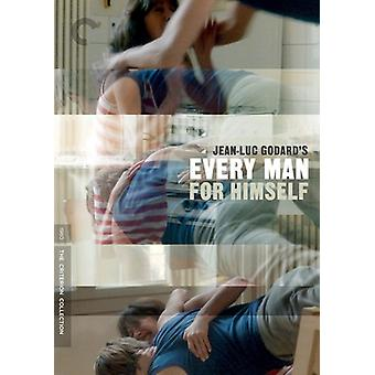 Criterion Collection: Every Man for Himself [DVD] USA import