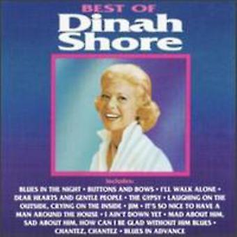 Dinah Shore - Best of Dinah Shore [CD] USA import