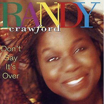 Randy Crawford - Don't Say It över [CD] USA import