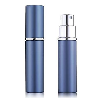 Boolavard® TM perfume bottle 5ml Aluminium Anodized Compact Perfume Aftershave Atomiser/Atomizer fragrance glass