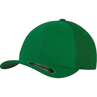 Flexfit Ultrafibre Mesh Stretchable Cap - celtic green