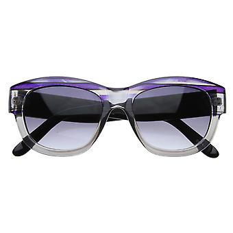Synthetic Fancy Mod Thick Frame Cute Womens Cat Eye Shades Sunglasses 8314