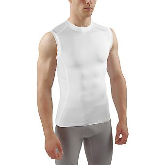 Sub Sports Mens Grduated Compression Sleeveless Vest Tank Top Running Recovery
