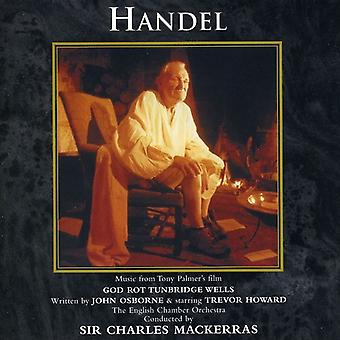 G.F. Händel - fik rådne Tunbridge Wells [CD] USA importerer