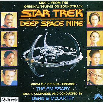 Various Artists - Deep Space Nine [CD] USA import