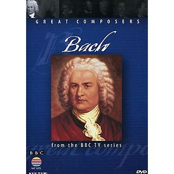J.S. Bach - Great Composers [DVD] USA import