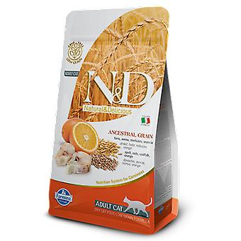 Farmina N&D Low Ancestral Grain Adult Pesce e Arancia