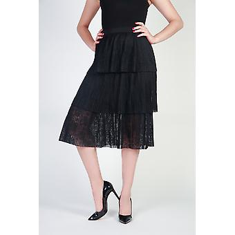 Pinko Skirts Women Black