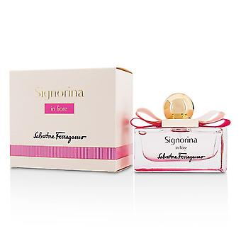 Salvatore Ferragamo Signorina i Fiore Eau De Toilette Spray 50ml/1,7 oz