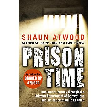 Prison Time (Paperback) by Attwood Shaun