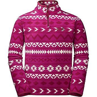 Jack Wolfskin Inuit Pullover - Fuchsia All Over