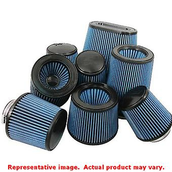 Injen vervanging Filters 6.5 in X-1026-BB Base / 7 in hoog / 5.375 in Top past: UN