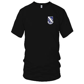 US Army - 370th Infantry Regiment Embroidered Patch - Ladies T Shirt