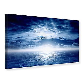 Canvas Print Mystic Sky