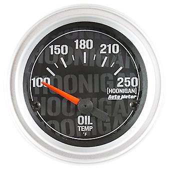 Auto Meter 434709000 Oil Temperature Gauge