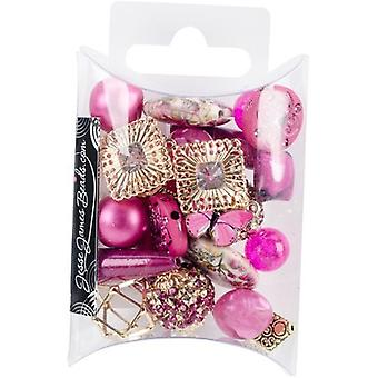 Design Inspiration Beads-Pink Yarrow DESGNINS-9438