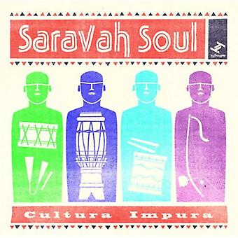 Saravah sjæl - Cultura Impura [CD] USA import