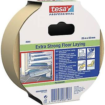 Double sided adhesive tape tesafix® 4944 White (L x W) 25 m x 50 mm