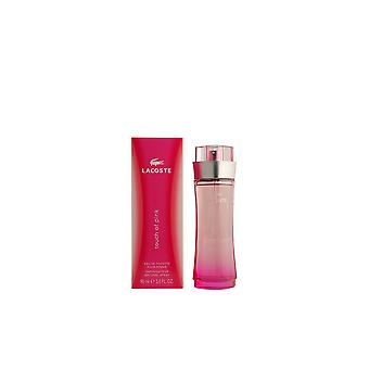 Lacoste Touch Of Pink Eau De Toilette Vapo 90ml Womens New Perfume Sealed Boxed