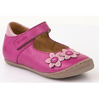 FRODDO ragazze G3140071-4 scarpe rosa Fuxia