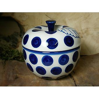 Manzana al horno, Ø 12 cm, 12 cm de alto, 28 tradición polonesa poterie - 6498 de BSN