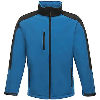 Regatta Mens Hydroforce Waterproof Breathable Work Softshell Jacket