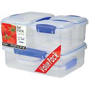 Sistema Lagerung Packung mit 6 18017600
