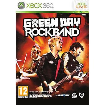 Green Day Rockband (Xbox 360)