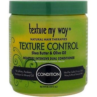 Tekstur min måde tekstur kontrol Dual Conditioner 15 oz