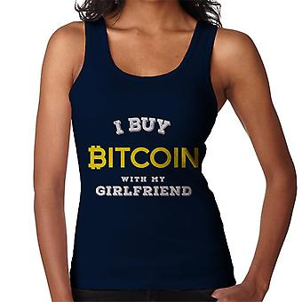 I Buy Bitcoin With My Girlfriend Women's Vest
